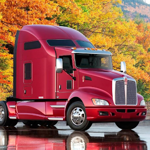 Puzzle Kenworth Trailers for PC and MAC