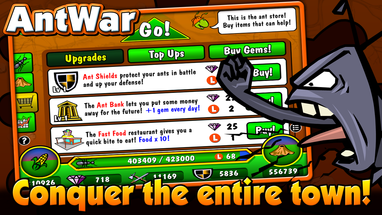 Ant Wars for Android - APK Download - APKPure.com