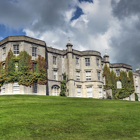 plas newydd lovely property by Marie Leather - Buildings & Architecture Public & Historical (  )