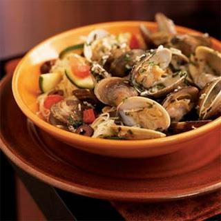 SautéEd Clams Parmesan Recipe