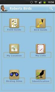 Roberts Multimedia Birds of SA- screenshot thumbnail