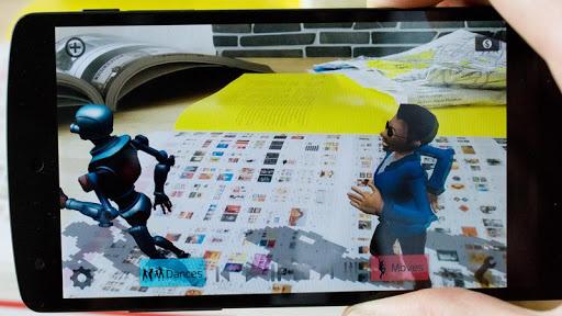 【免費娛樂App】AR Dance Augmented Reality-APP點子