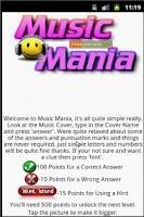 Screenshot of Logo Quiz Music Free