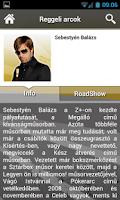 Screenshot of Morning Show