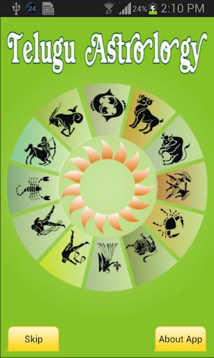 Telugu Astrology