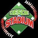 Desde el Stadium Béisbol logo