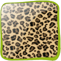 Leopard Print 3D icon