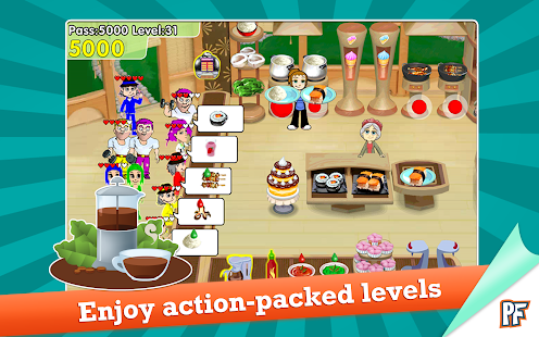 Amazon.com: Cooking Fever: Appstore for Android