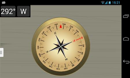 Accurate Compass 1.4.1 screenshot 324515