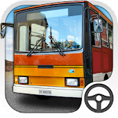 Bus Simulator 3D - free games