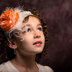 Star Gazing  by Dave Crystal - Babies & Children Child Portraits ( fashion, children, child portrait, child photography, people )