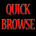 Quick Browse Free logo