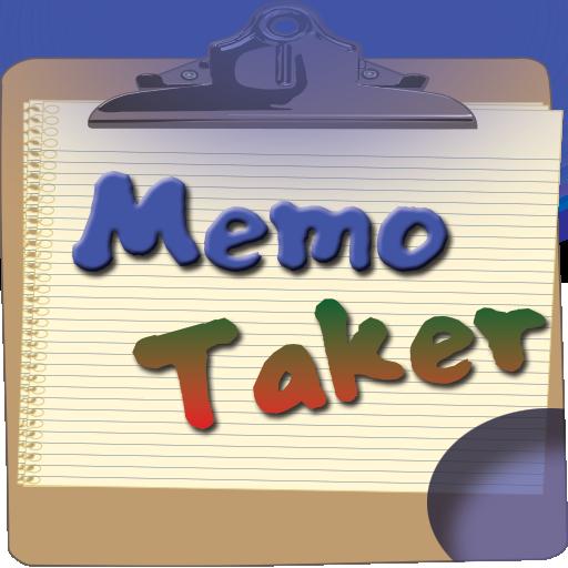 Memo Taker LOGO-APP點子