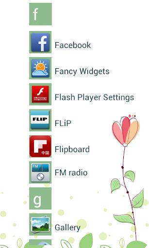 玩免費個人化APP|下載WP8桌面主题:清新花草 app不用錢|硬是要APP