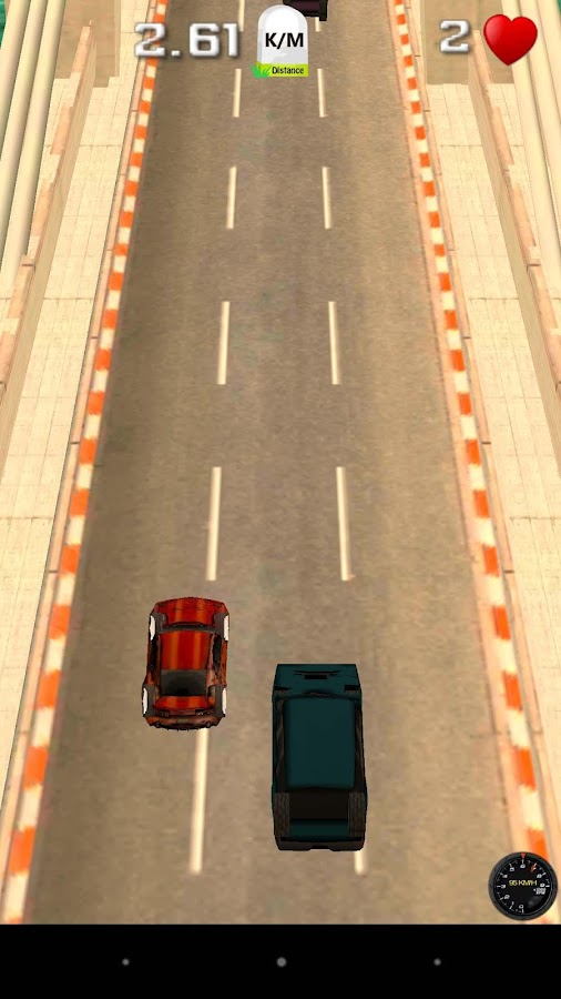 Highway Car Race - screenshot