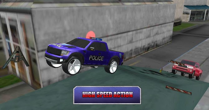 Crazy Driver Police Duty 3D APK screenshot thumbnail 5