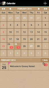 Groovy Notes – Personal Diary v1.3.4 (Paid) APK 4