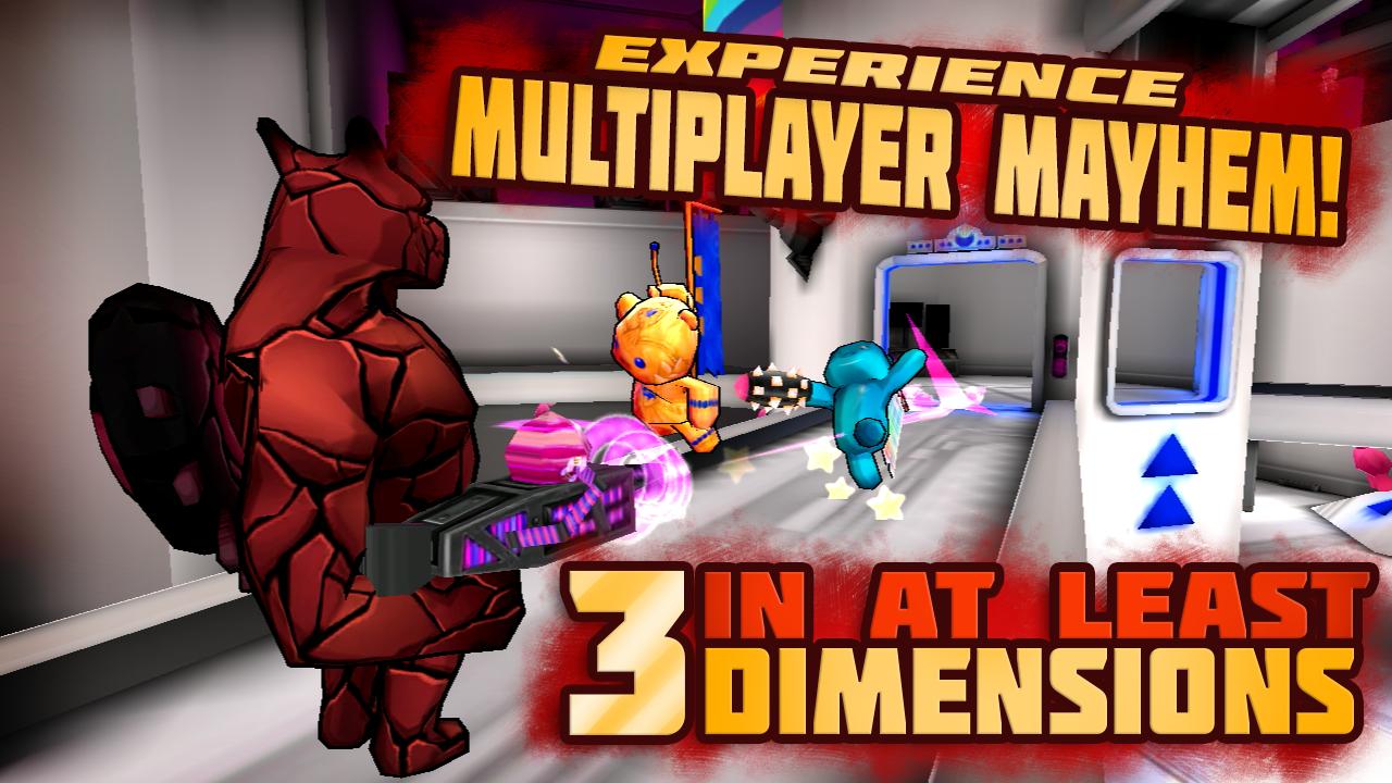 Battle Bears Gold Multiplayer screenshot #4