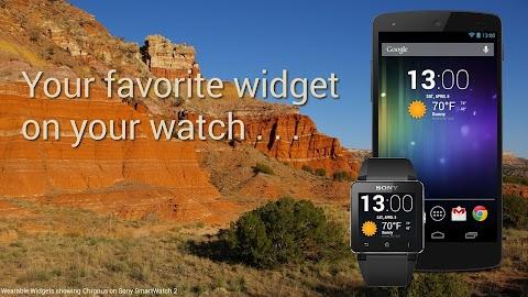 Wearable Widgets Screenshot 9