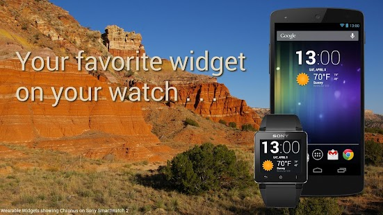 Wearable Widgets Screenshot 9
