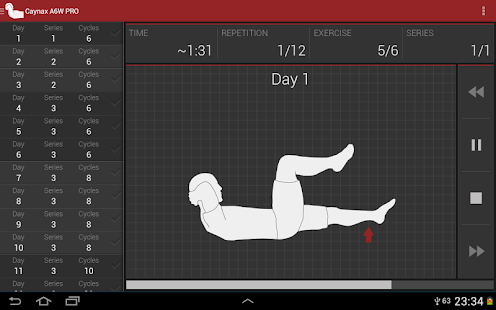 Abs workout PRO - screenshot thumbnail