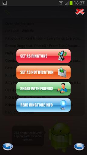 【免費工具App】鈴聲掃描器(二傳手)-APP點子