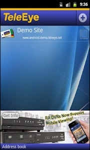 TeleEye iView HD Lite screenshot 3