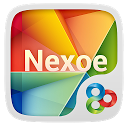 Nexoe GO Launcher Theme mobile app icon