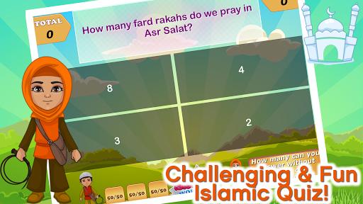 Islamic Quiz Educational App