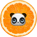 Panda Fruit Saga icon