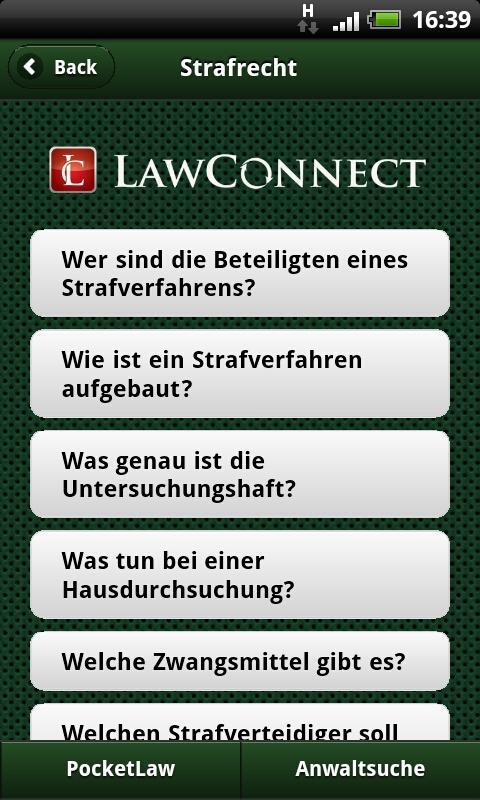 Strafrecht- screenshot