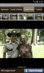 Dead Yourself Fan App - screenshot thumbnail