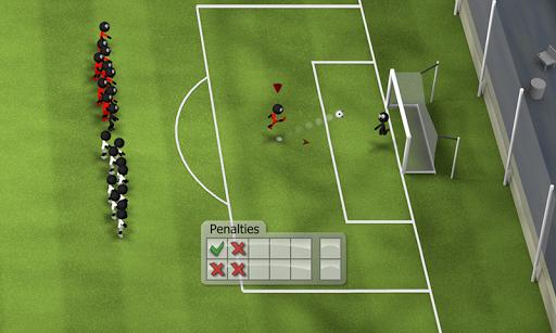 Stickman Soccer 2014 2.3 Screenshots 4
