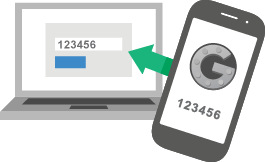 two factor authentication from google
