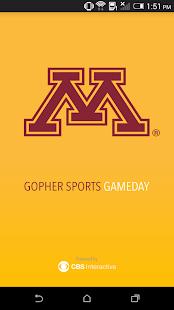 Minnesota Gophers Gameday LIVE - screenshot thumbnail