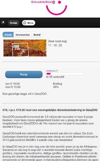 玩購物App|De Leukste Deal免費|APP試玩