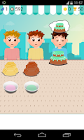 Screenshot of Sell Cake Games