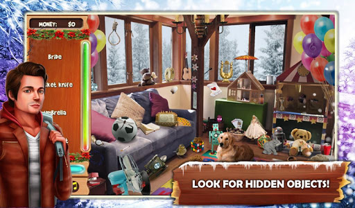 Hidden Object Willy Wonders