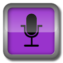 VoiceDroid – Voice Recorder logo
