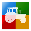 Tractors for toddlers icon