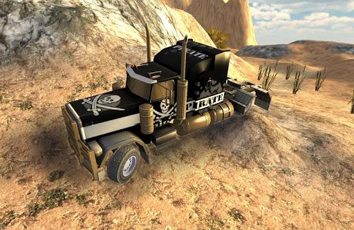 卡車模擬器遊戲2015