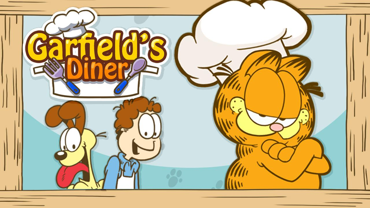 Garfield's Diner- screenshot