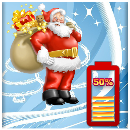 Christmas battery widget FREE LOGO-APP點子