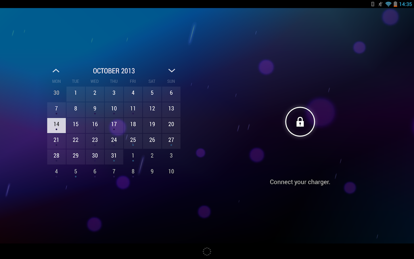 Today Calendar Pro - screenshot