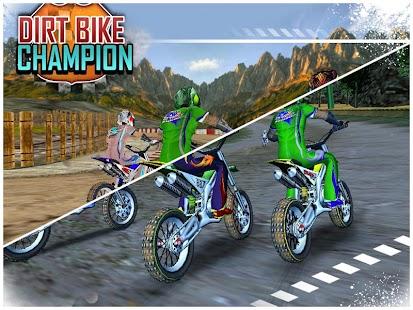 Dirt Bike Champion (3D Racing) 賽車遊戲 App-愛順發玩APP
