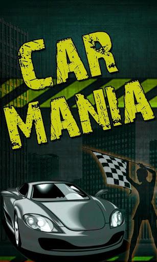 Car Racing Mania Pro