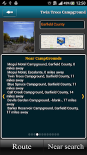 Utah Campgrounds- screenshot thumbnail