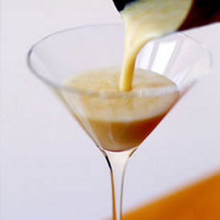 Orange Jewel Martini.