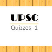 UPSC Quizzes 1