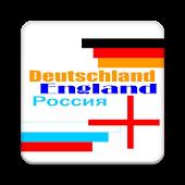 イギリス・ドイツ・ロシアの歴史